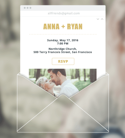 How To Create a Wedding Website that Wows Your Guests