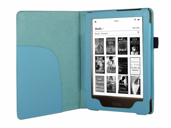 Hoes E Reader Kobo Aura H2o | E-reader Hoes | Luxe Uitstraling