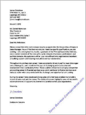 How to format a business letter - business letters format
