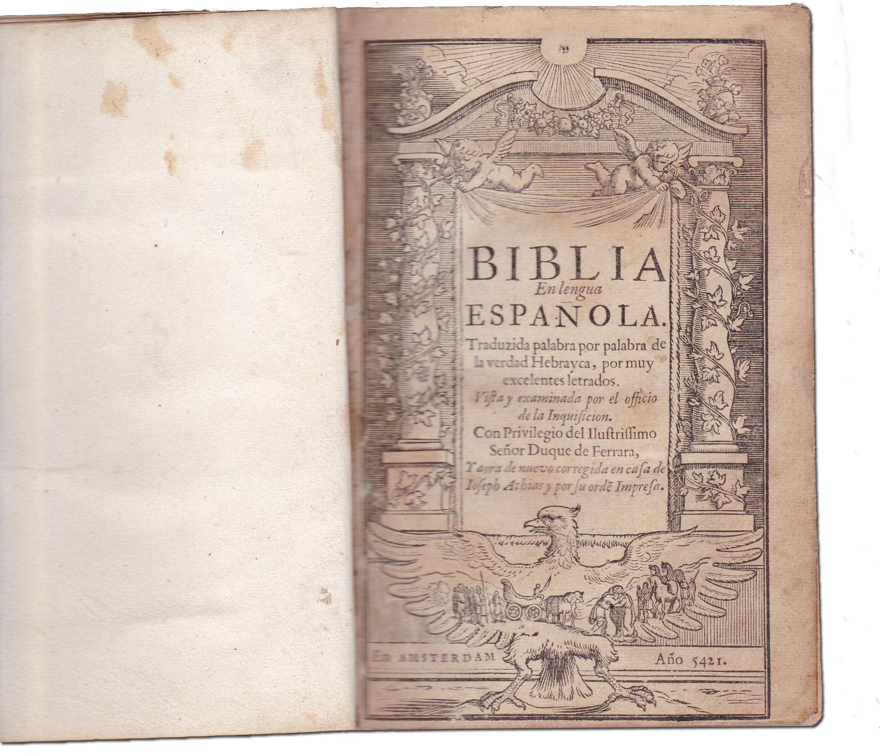 Iberlibros Paginas De Biblias Antiguas Miifotos