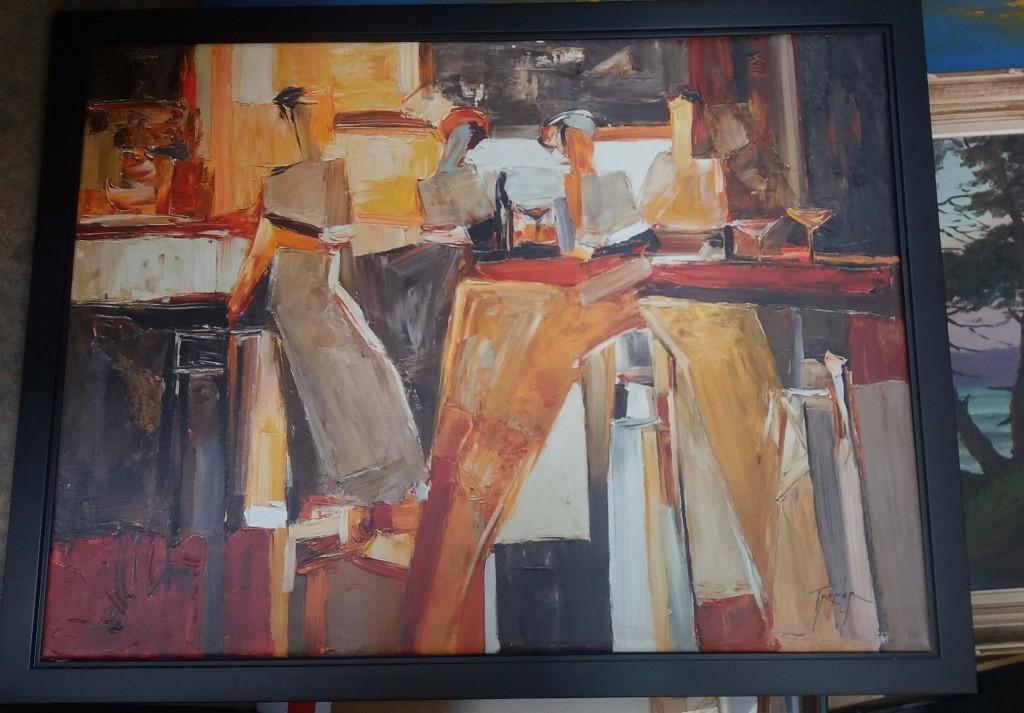 Vente à Emmaüs  des tableaux à petit prix \u2013 actufr