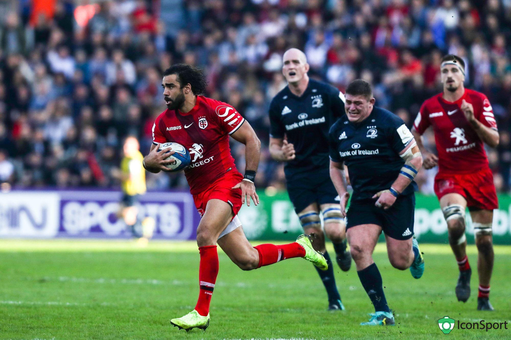 Quart De Finale Coupe D Europe Rugby Champions Cup Vers Un Toulouse Leinster En Quarts Ce Que L On