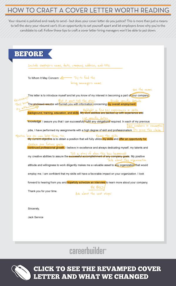 career builder cover letter - Onwebioinnovate - Career Builders Resume