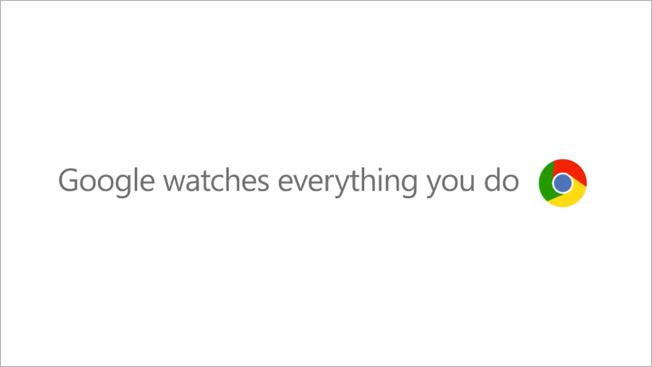 Microsoft Hammers Google in Leaked Parody of a Chrome Ad \u2013 Adweek