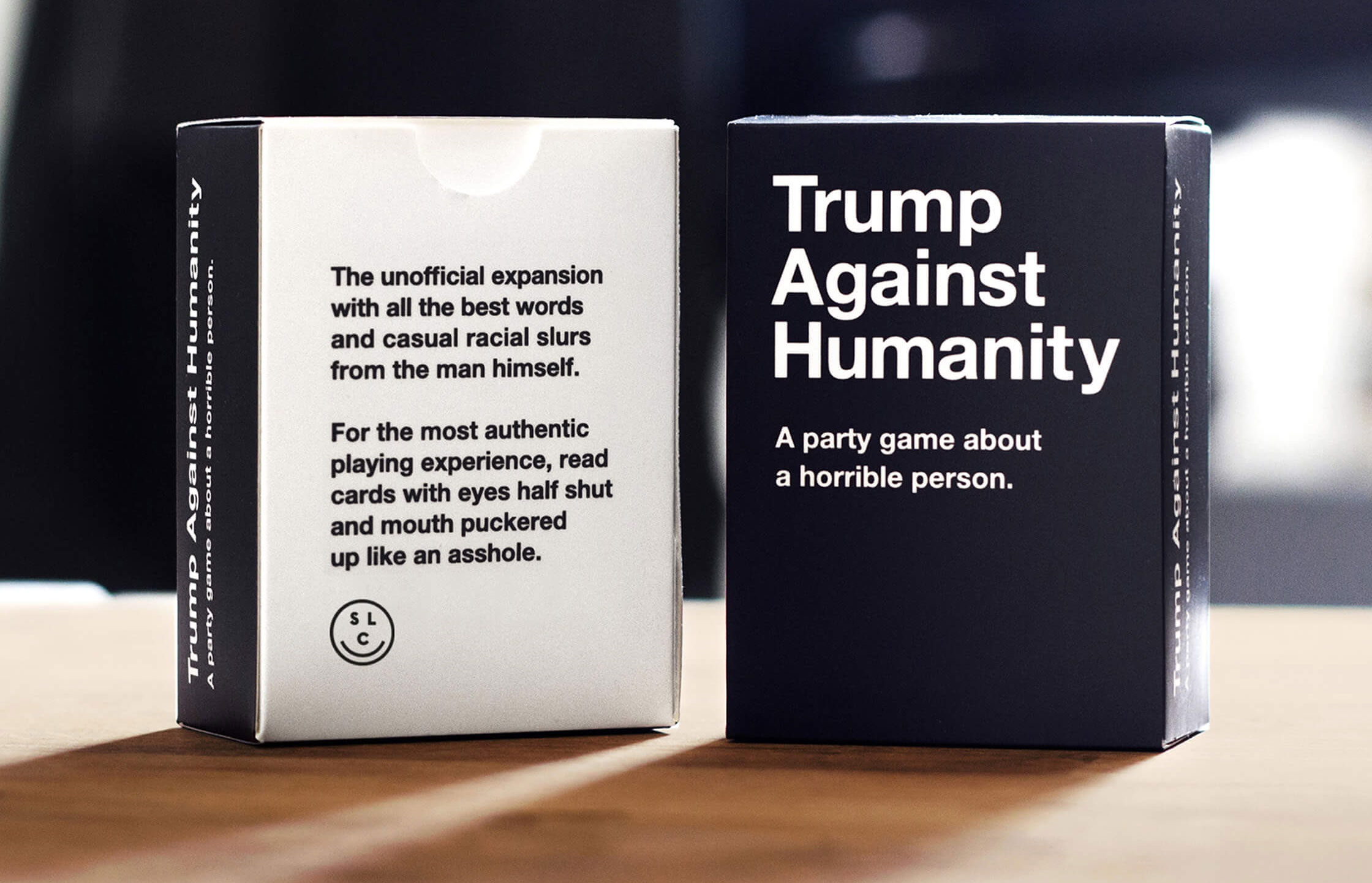 Blanc Manger Coco Love Cards Against Humanity And Hating On Donald Trump