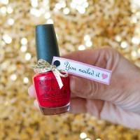 DIY Free Printable Bridal Shower Prize Tag - Aisle Society