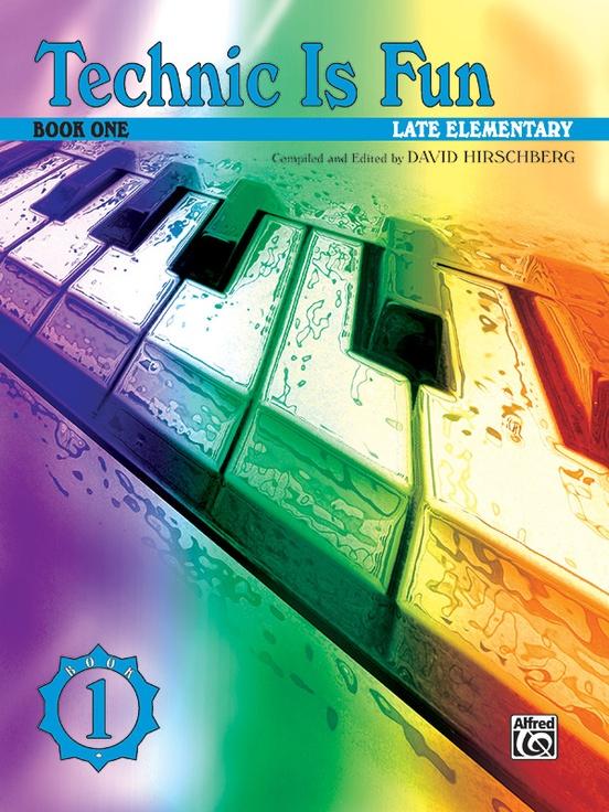 Technic Is Fun, Book 1 Piano Book