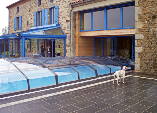 Swimming Pool Covers Guide Pool Covers vs Pool Enclosures