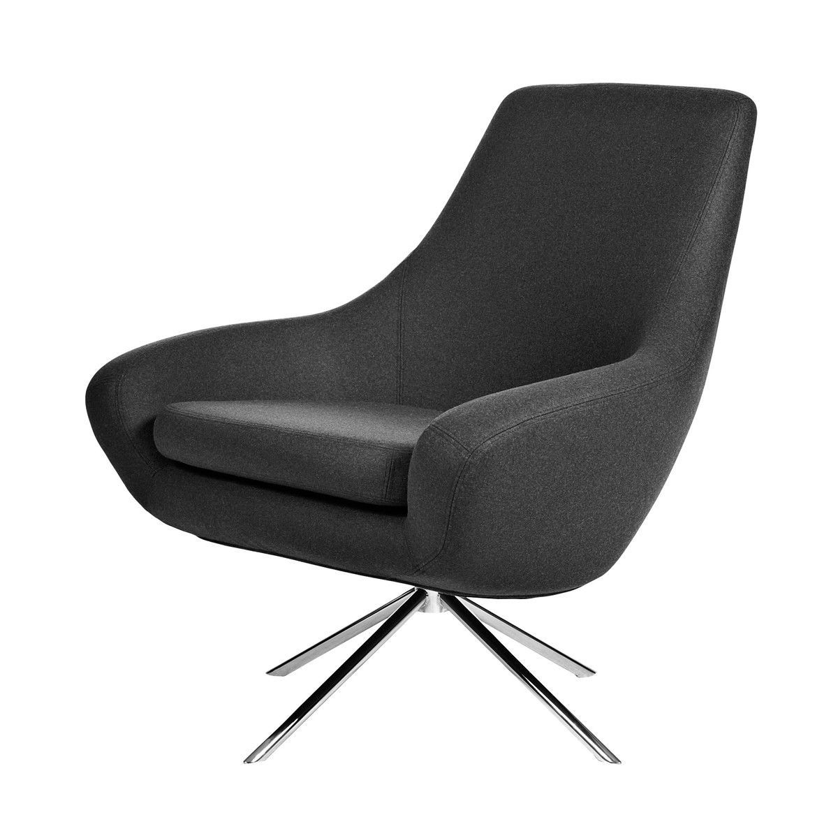 Lounge Sessel Eames Noomi Lounge Chair | Softline | Ambientedirect.com