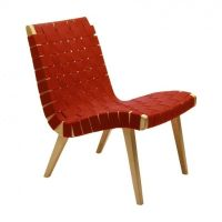 Risom Lounge Chair | Knoll International | AmbienteDirect.com