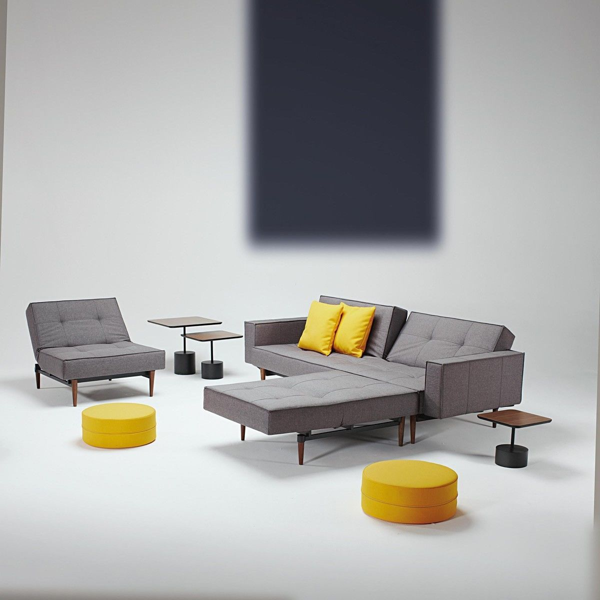 Bettsofa Vitra Splitback Wood Sessel Innovation Ambientedirect