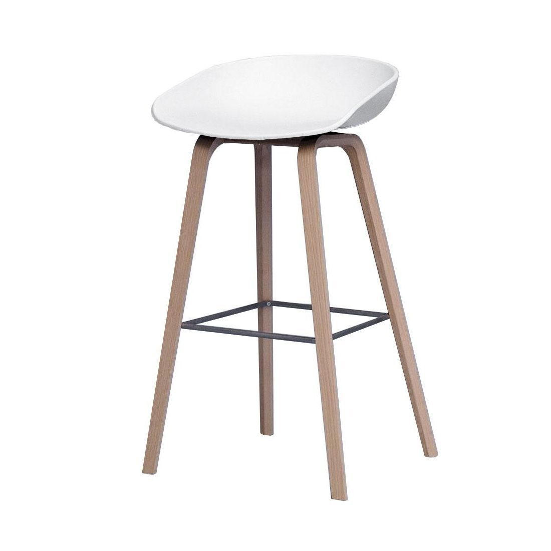 Barhocker Design About A Stool Aas32 Barhocker 65cm Hay Ambientedirect