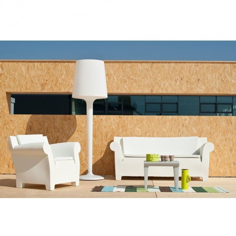 Fermob Gartenmöbel Outlet Bubble Club Sofa / Zweisitzer | Kartell | Ambientedirect.com