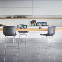 Bertoia Plastic - Tabouret de bar | Knoll International ...