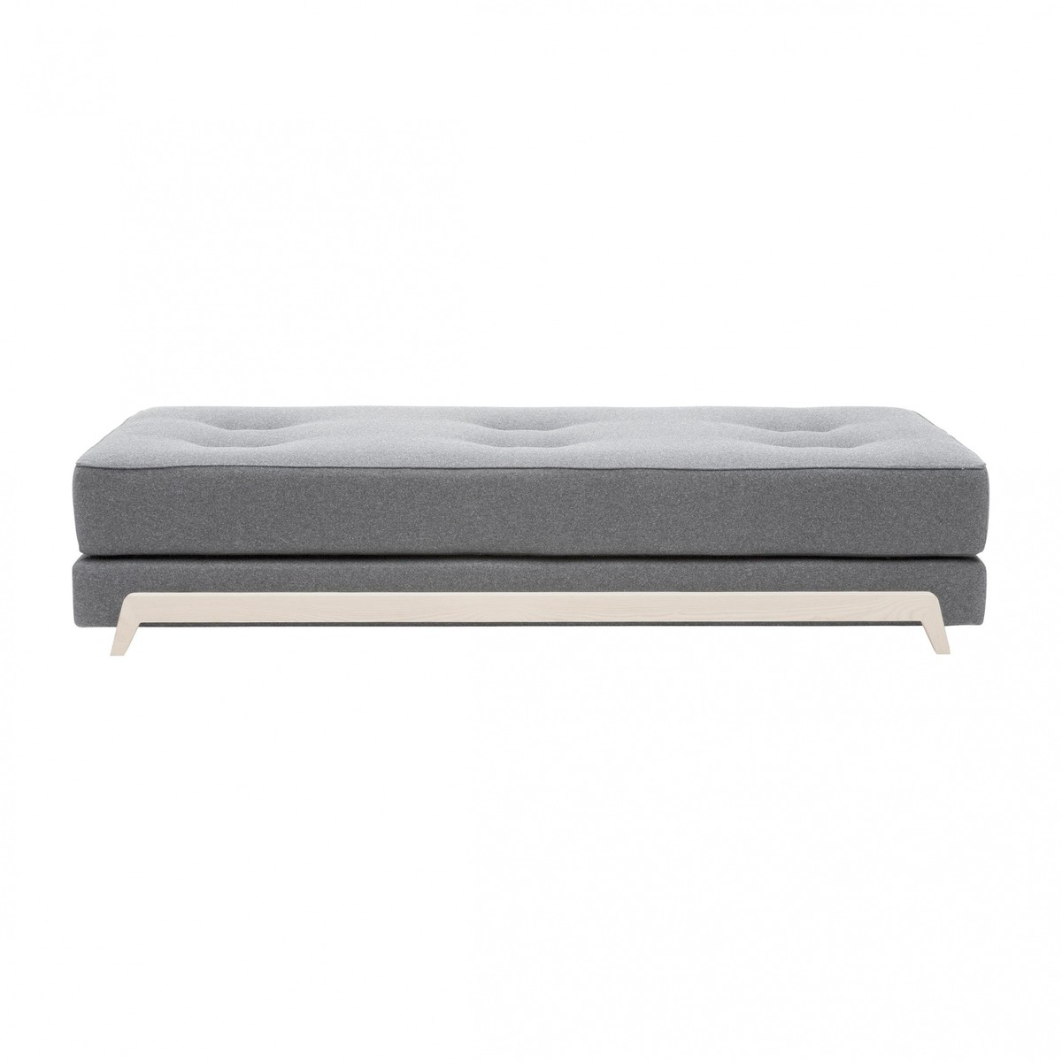 Foam Bed Frame Day Bed With Pu Foam Mattress Softline