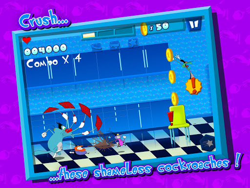 Oggy And The Cockroaches Wallpaper 3d Oggy 187 Android Games 365 Free Android Games Download