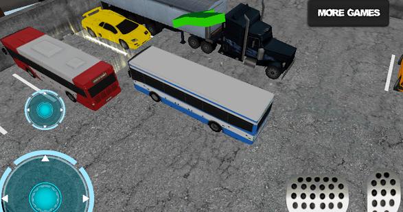 Bus driver: Parking simulator