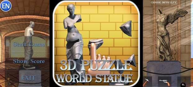 3DPuzzle Demo