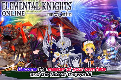 Elemental Knights Online RED