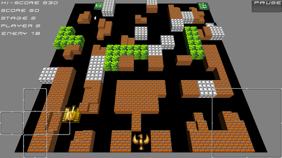 Tank 1990 3D (Battle City)