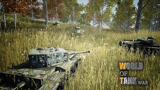 World Of Tank War