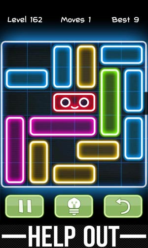 HELP OUT - Blocks Game