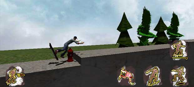 Skater Hero 3D