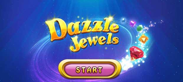 DazzleJewel:match3 puzzle game