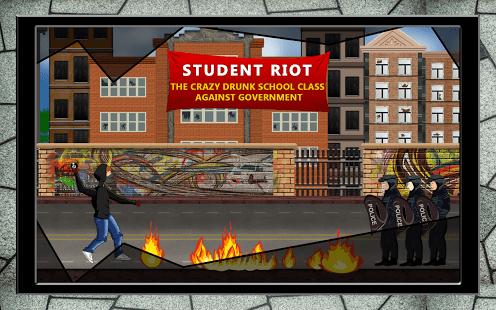 Student Riot - Drunk Class