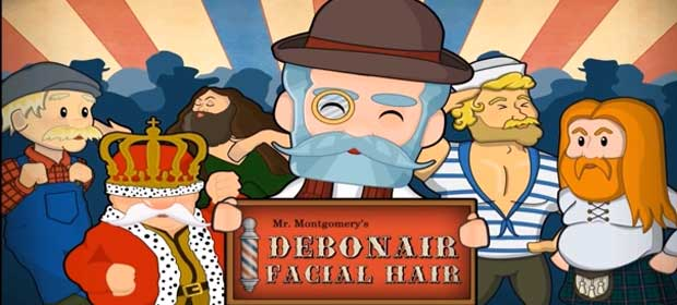 Debonair Facial Hair