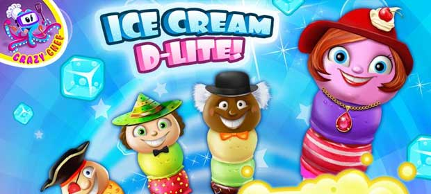 Ice Cream D'Lite Crazy Chef