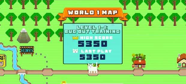 Pixel Cat Game