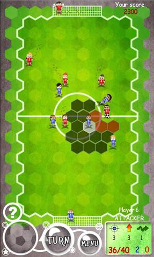 Football Tactics Hex