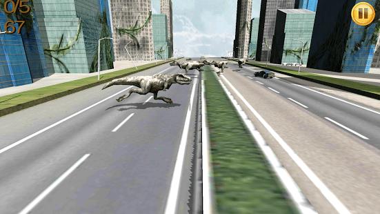 Dino Escape 3D