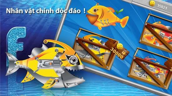 ROBOT FISH - HD