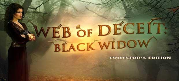 Web of Deceit: Black Widow CE