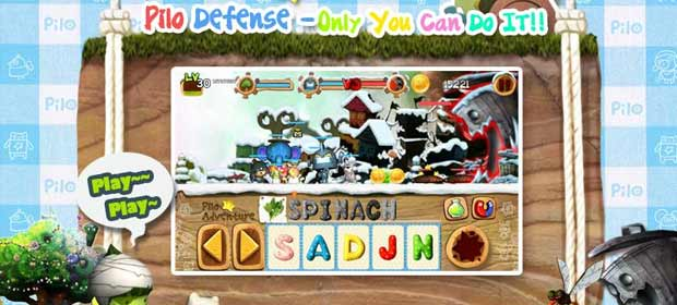 Pilo Defense - you can do it
