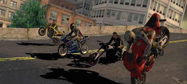 Race Stunt Fight 3!