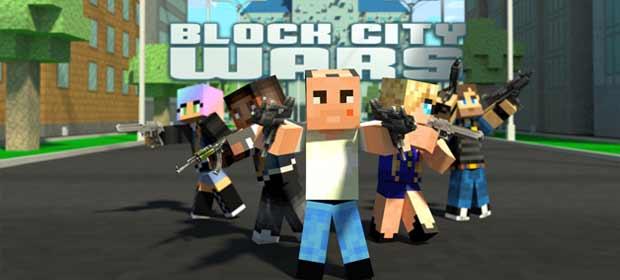 BLOCK WARS - Mine Mini Shooter