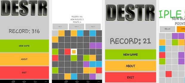 DESTR [8x8]