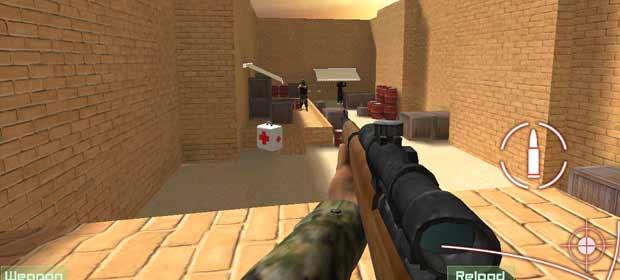 Sniper Duty: Terrorist Strike