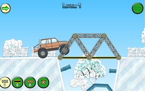 Frozen bridges Free
