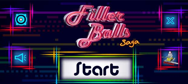 Filler Balls Saga