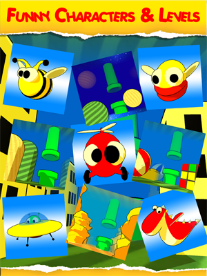 Clumsy Bird 3D Flappy Madness