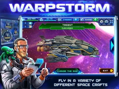 Warpstorm