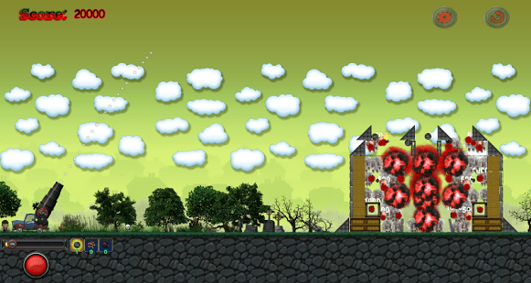 ANGRY ZOMBIE (Angry Birds)