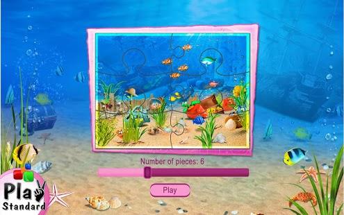 Puzzle Ocean mysteries