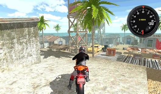 Motor Bike Real Simulator 3D