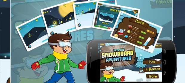 Snow Board Adventures