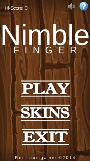 Nimble finger